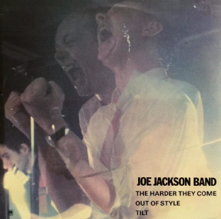 "Joe Jackson Band - The Harder They Come (12"") (EX/VG)"
